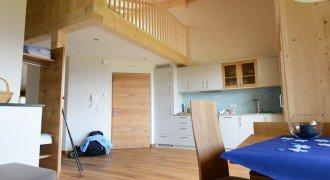 Dolomiten Wohnzimmer