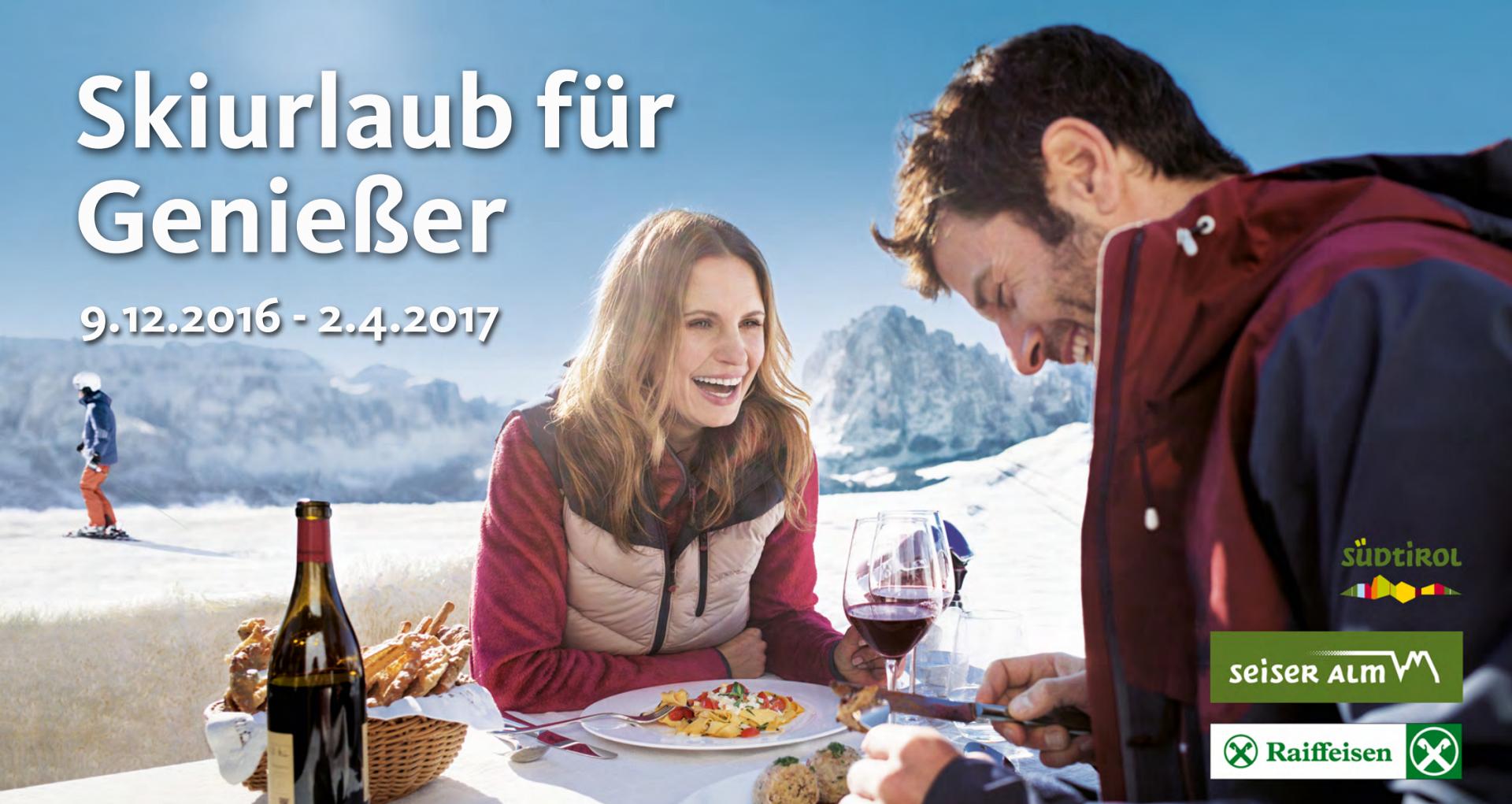 Ski Experience Deutsch