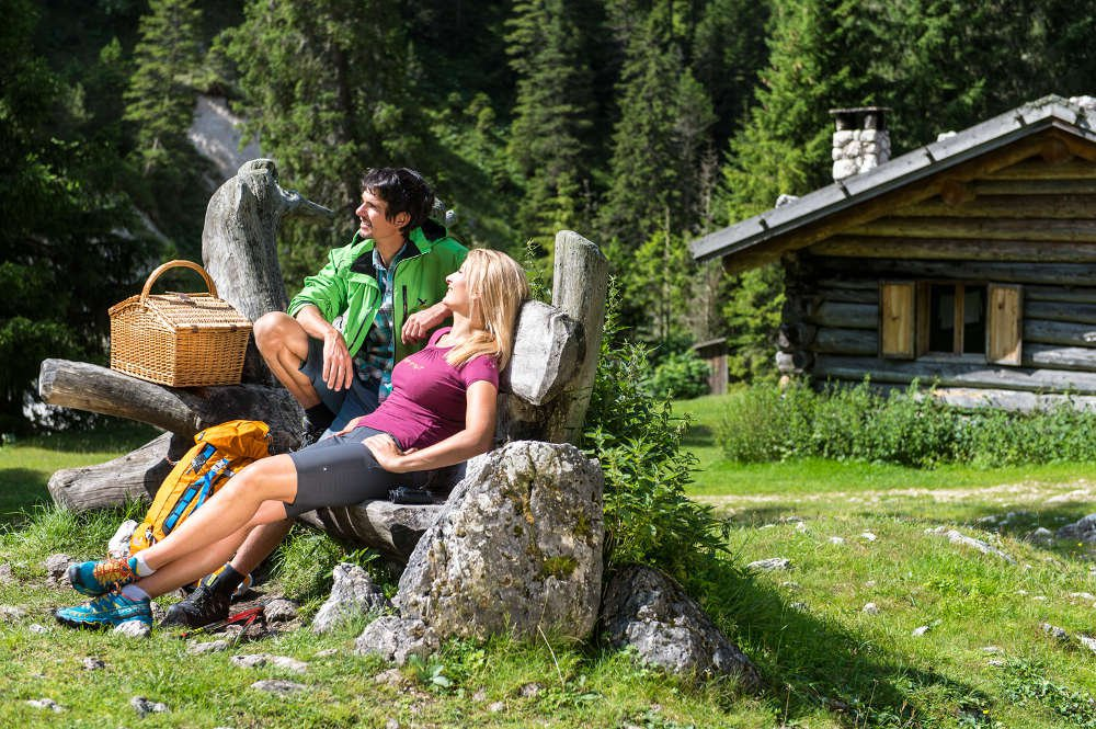 Farm experience not far away from Seiser Alm