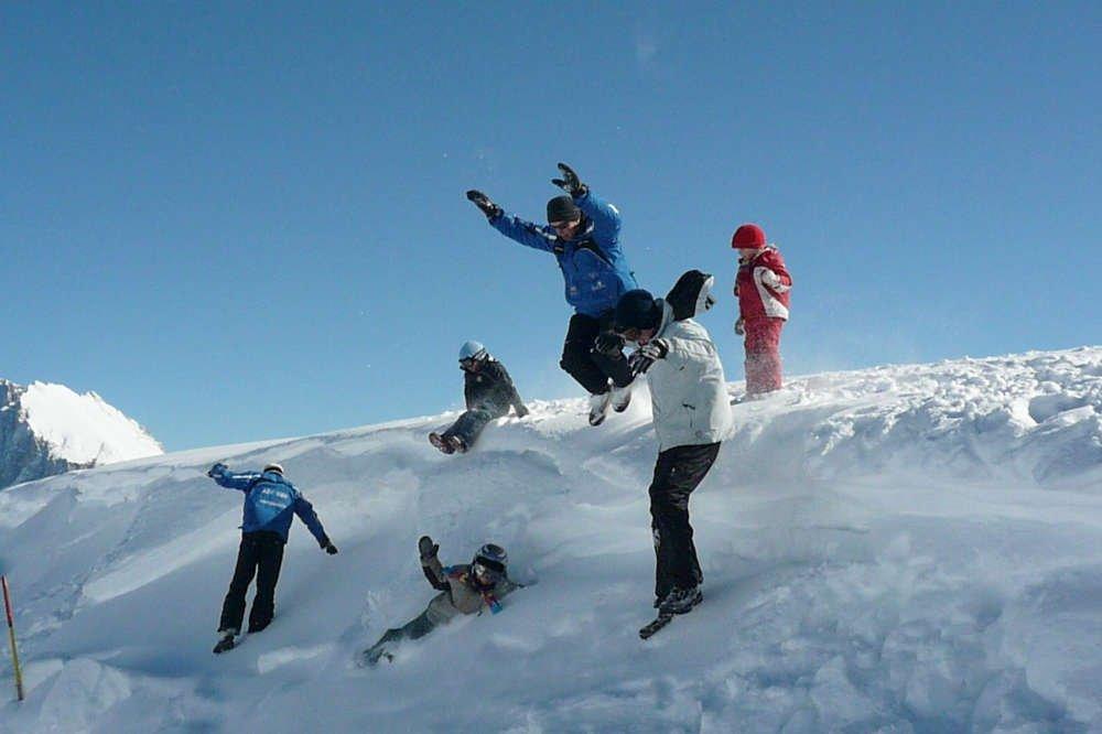 A unvergessliches Ski-Erlebnis af der Seiser Alm
